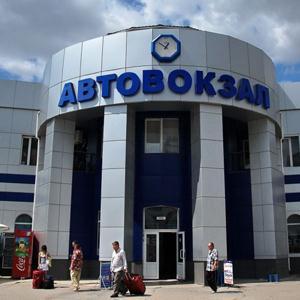 Автовокзалы Молоково