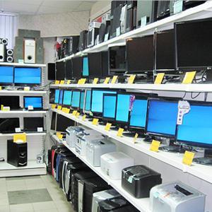 Компьютерные магазины Молоково