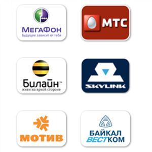 Операторы сотовой связи Молоково
