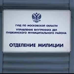 Отделения полиции Молоково